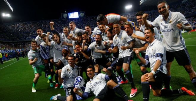 madrid campion