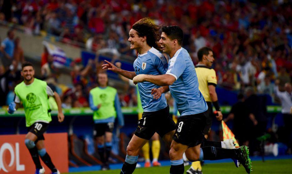 URUGUAY VS. Chile
